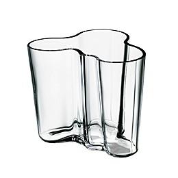 Iittala Alvar Aalto 3.75-Inch Vase