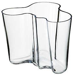 Iittala Alvar Aalto 6.25-Inch Vase