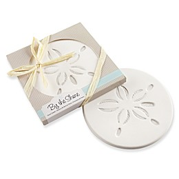 "Kate Aspen® ""By the Shore"" Sand Dollar Coaster"