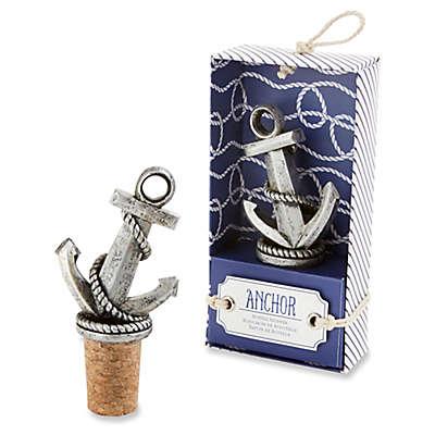 Kate Aspen® Nautical Anchor Bottle Stopper