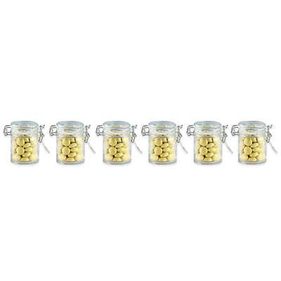 Kate Aspen® Glass Favor Jars (Set of 12)