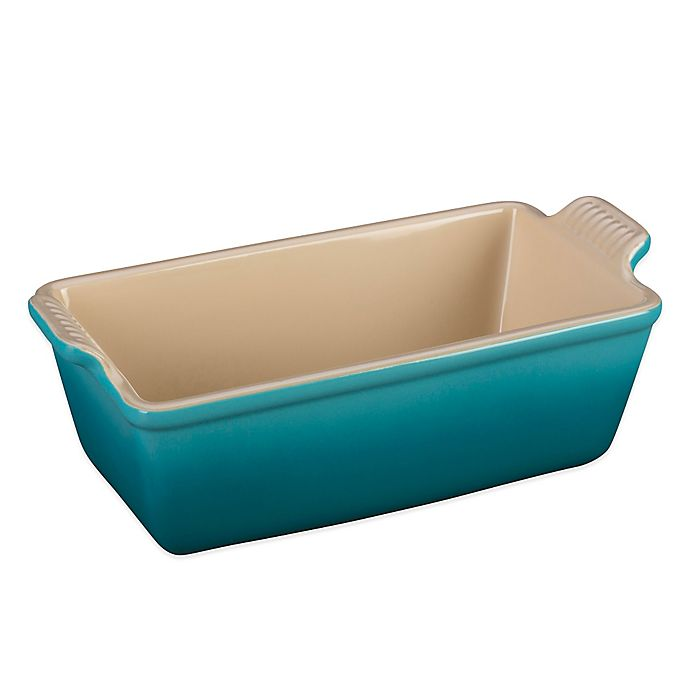 Le Creuset 174 1 5 Qt Heritage Loaf Pan Bed Bath Amp Beyond