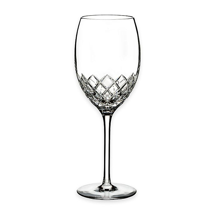 Monique Lhuillier Waterford Cherish Wine Glass Bed Bath And Beyond