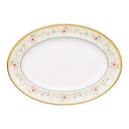 Noritake® Blooming Splendor 16-Inch Oval Platter