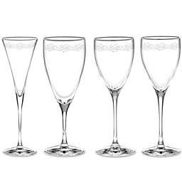 Noritake® Crestwood Platinum Wine Glass Collection