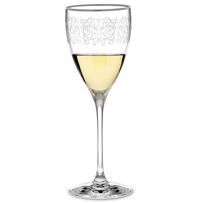 Alternate image 1 for Noritake® Odessa Platinum Wine Glass
