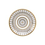 Philippe Deshoulieres Arcades Bread and Butter Plate in Grey