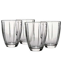 Noritake® Colorwave Clear Tumblers (Set of 4)
