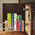 Rev-A-Shelf - 4WFR-15-1 - Small Wood Door Mount Foil Rack