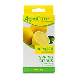 Oxygenics® AromaCare® Scent Cartridge Refill in Spring Citrus