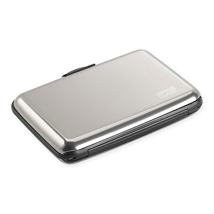 competitive price 635cd eb9b8 RFID Blocking Aluminum Credit Card Holder | Bed Bath & Beyond
