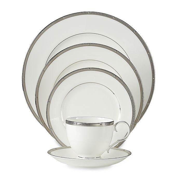 Alternate image 1 for Noritake® Rochelle Platinum Dinnerware Collection