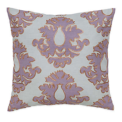 Under the Canopy® Goddess Gaia Passion Organic Cotton Square Throw Pillow