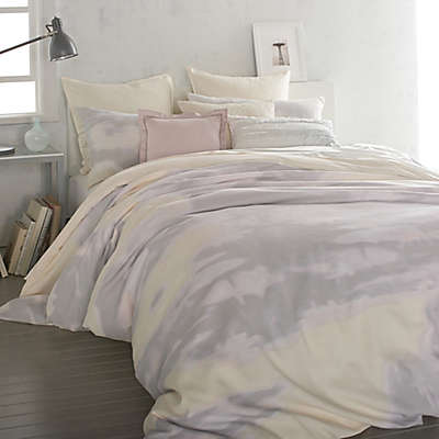 DKNY Mirage Duvet Cover in Butter