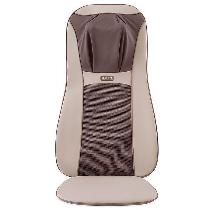 Alternate image 1 for HoMedics® Shiatsu Elite Massage Cushion with Heat