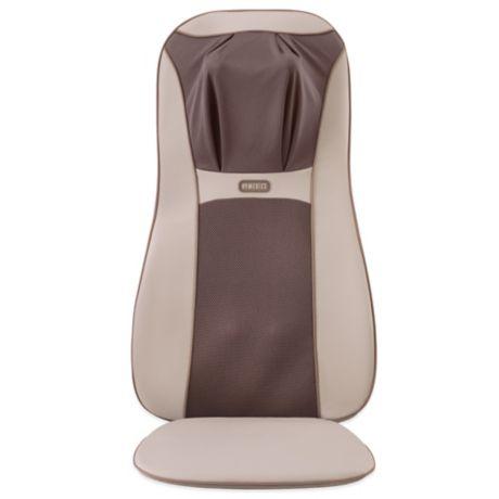 Homedics 174 Shiatsu Elite Massage Cushion With Heat Bed