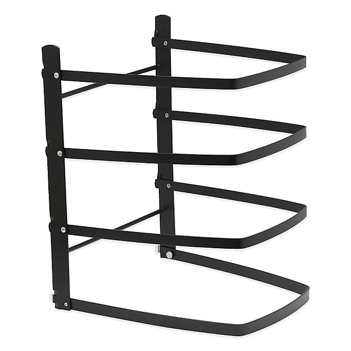 Alternate image 1 for 4-Tier Collapsible Cooling Rack