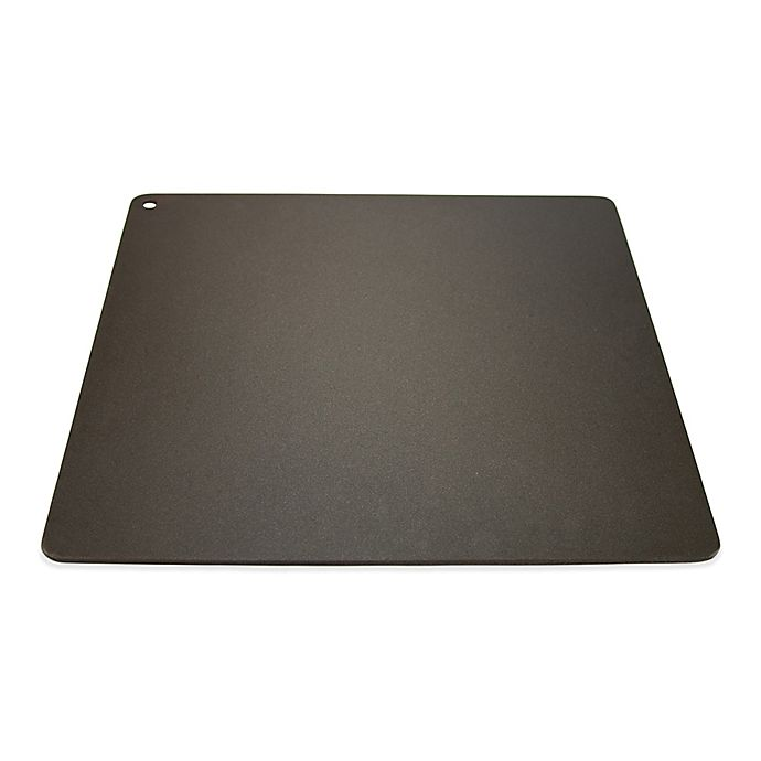 Alternate image 1 for Pizzacraft™ 14-Inch Square Steel Pizza Baking Plate