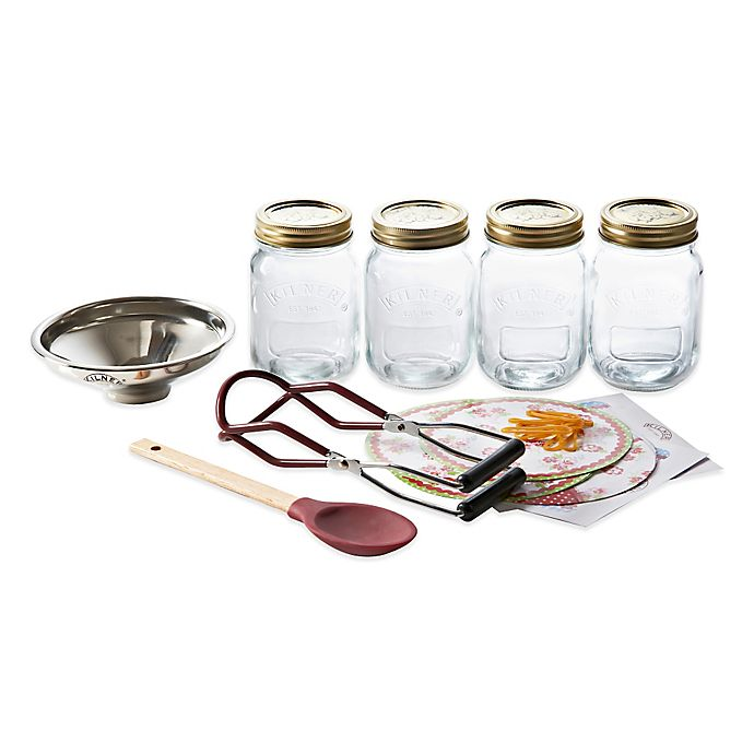 Alternate image 1 for Kilner® 10-Piece Preserving Starter Set