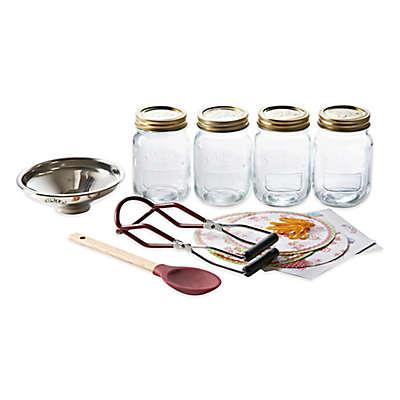 Kilner® 10-Piece Preserving Starter Set