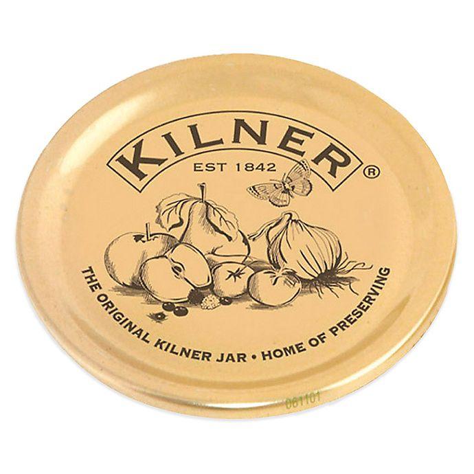 Alternate image 1 for Kilner® 12-Pack Canning Lid Seals