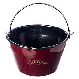 Kilner® Red Enamel Jam Pan