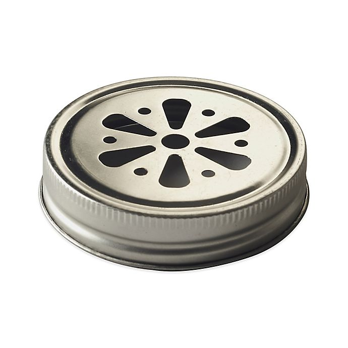 Alternate image 1 for Kilner® 6-Pack Flower Jar Lids