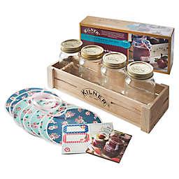 Kilner® 31-Piece Twist Top Canning Jars Gift Set