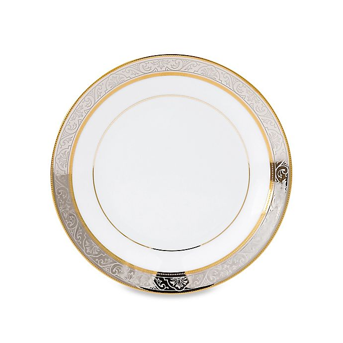 Alternate image 1 for Philippe Deshoulieres Orleans Bread and Butter Plate