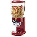 Zevro® Indispensable™ Cereal & Dry Food Dispenser in Red