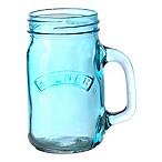 Kilner® 13.5 oz. Handled Jar in Blue