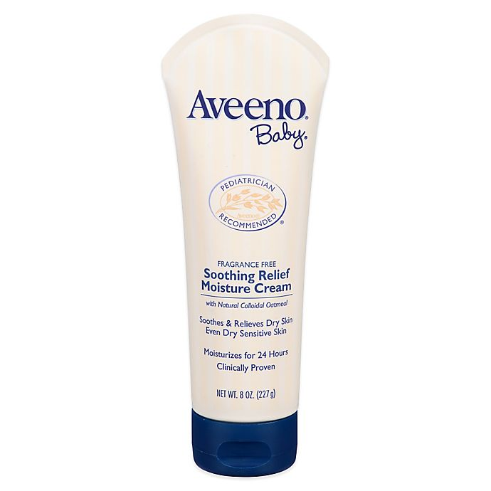 Alternate image 1 for Aveeno® Baby® Soothing Relief Moisturizing Body Lotion