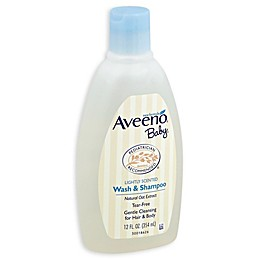 Aveeno® 12 oz. Baby Wash and Shampoo