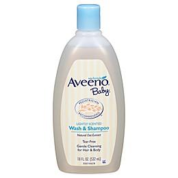 Aveeno® 18 oz. Baby Wash & Shampoo