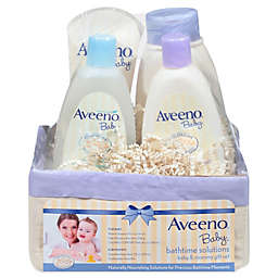 Aveeno® Baby Bathtime Solutions Gift Set