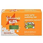 Johnson & Johnson® Buddies™ Easy-Grip Sudzing Bar