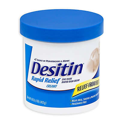 Desitin® Rapid Relief Creamy 16 oz. Diaper Rash Cream