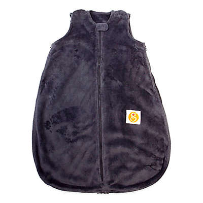 Gunamuna Classic Dreams Gunapod Wearable Fleece Blanket in Charcoal