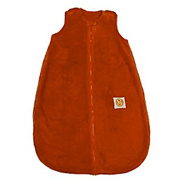 Gunamuna Classic Dreams Gunapod Plush Wearable Blanket in Carrot