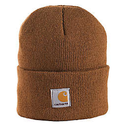 cedc5088020 Carhartt® Foldover Knit Hat in Brown