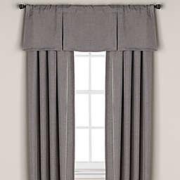 Bridgeport Rod Pocket/Back Tab Blackout Lining Window Curtain Panel
