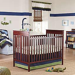 NoJo® Alligator Blues 4-Piece Crib Bedding Set