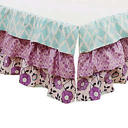 The Peanutshell™ Zoe Crib Skirt