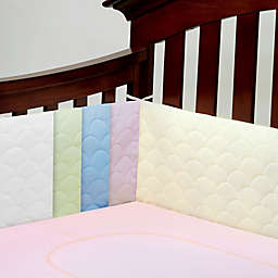 Ubimed® Lifenest™ Breathable Padded Mesh Crib Bumper