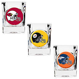 NFL Collector's Shot Glasses (Set of 4)