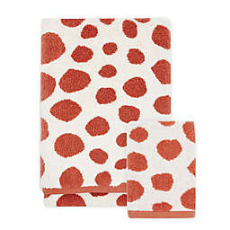 Marmalade™ Towels in Giraffe Print