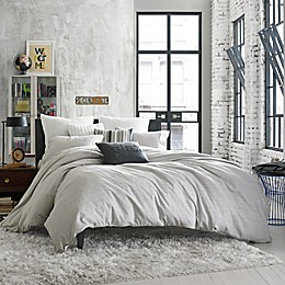 Kenneth Cole Reaction Home Element Pillow Sham in Grey Mist