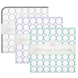SwaddleDesigns® Mod Circles Ultimate Swaddle