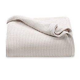Kenneth Cole Reaction Home Waffle Blanket