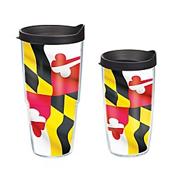 Tervis® Maryland Flag Wrap Tumbler with Lid
